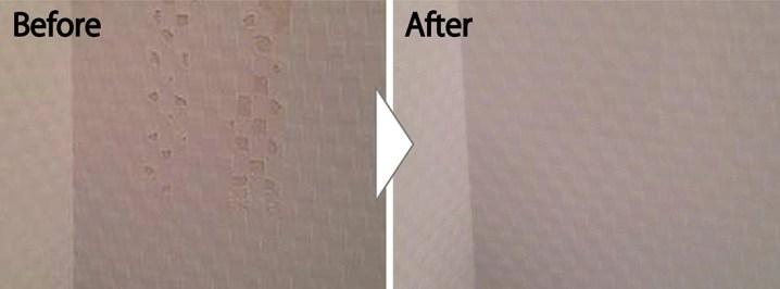 【壁修理の施工事例】